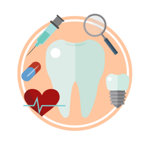Dent et soins dentaires.